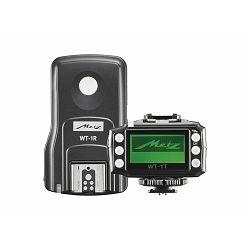 Metz WT-1 TTL HSS KIT komplet odašiljač + prijemnik za Sony Flash wireless Trigger set okidača za bljeskalicu