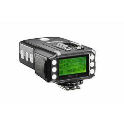 Metz WT-1TC TTL HSS Radio odašiljač za Canon Flash wireless Trigger Transceiver okidač za bljeskalicu