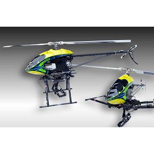 Mikado Logo Extreme 800 RTF with Ace Waypoint Professional UAV with Auto Pilot Ground Station