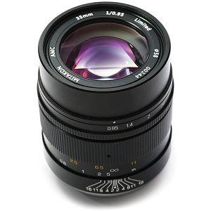 Mitakon 35mm f/0.95 Lens za Fujifilm X-serije X-T1, X Pro1, X-E2, X-E1, X-A1, X-M1