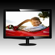 Monitor LED PHILIPS 196V3LSB25/00 (18.5