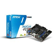 MSI 760GM-P23FX, AM3+, D3, S2,U2,DVI,mA