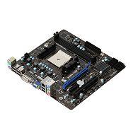 MSI A55M-P33,FM1,DDR3,DVI,GLAN,mATX