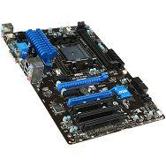 MSI Main Board Desktop AMD A55 (SFM2+,DDR3,SATA II,RAID,GLAN,USB2.0,USB3.0,VGA,HDMI, DVI) ATX Box