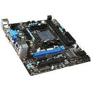 MSI Main Board Desktop AMD A55 (SFM2+,DDR3,SATA II,RAID,GLAN,USB2.0,VGA,HDMI,DVI) mATX Box