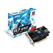 MSI R7 250 OC, 2GB DDR3, VGA, DVI, HDMI