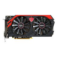 MSI R9 270X GAMING, 2GB GDDR5
