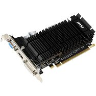 MSI Video Card GeForce GT 610 DDR3 1GB/64bit, 700MHz/1000GHz, PCI-E 2.0 x16, HDCP, HDMI, DVI, VGA Heatsink, Low-profile, Retail