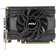 MSI Video Card GeForce GT 650 GDDR5 1GB/128bit, 1071MHz/5000MHz, PCI-E 3.0 x16, HDMI, DVI, VGA, Cooler (Double Slot), Retail