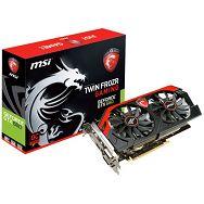 MSI Video Card GTX 660 GAMING GDDR5 2GB/192bit, 980MHz/6008MHz, PCI-E 3.0 x16, DP, HDMI, 2xDVI, VGA Cooler (Double Slot), Retail