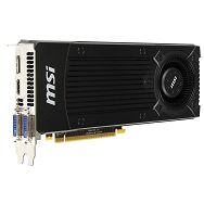 MSI Video Card GTX 660 Ti GDDR5 2GB/192bit, 941MHz/6008MHz, PCI-E 3.0 x16, DP, HDMI, 2xDVI, VGA Cooler (Double Slot), Retail