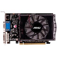 MSI Video Card N630GT-MD1GD3 DDR3 1GB/128bit, 810MHz/1800MHz, PCI-E 2.0 x16,HDMI,DVI, VGA Cooler (Double Slot), Retail
