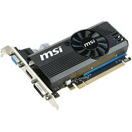 MSI Video Card Radeon R7 240 GDDR3 2GB/128bit, 730MHz/1800MHz, PCI-E 3.0 x16, HDMI, DVI, VGA Cooler, Retail
