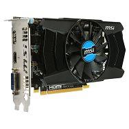 MSI Video Card Radeon R7 250X GDDR5 1GB/128bit, 1000MHz/4500MHz, PCI-E 3.0 x16, HDMI, DVI, DP, VGA Cooler(Double Slot), Retail
