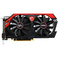 MSI Video Card Radeon R9 270 GDDR5 2GB/256bit, 900MHz/5600MHz, PCI-E 3.0 x16, DP, HDMI, 2x DVI-D, Double Slot), Retail