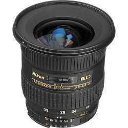Nikon AF 18-35mm f/3.5-4.5D IF-ED FX širokokutni objektiv Nikkor 18-35 f3.5-4.5 D auto focus zoom lens (JAA772DA)