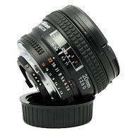 Nikon AF 20mm f/2.8D FX širokokutni objektiv fiksne žarišne duljine Nikkor 20 f2.8 D auto focus prime lens (JAA127DA)