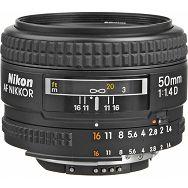 Nikon AF 50mm f/1.4D FX portretni standardni objektiv fiksne žarišne duljine Nikkor 50 f/1.4 F1.4 1.4 auto focus prime lens (JAA011DB)