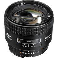 Nikon AF 85mm f/1.8D FX portretni telefoto objektiv fiksne žarišne duljine Nikkor auto focus lens 85 f/1.8 D F1.8D F1.8 (JAA328DB) - PRO VIKEND