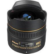 Nikon AF 10.5mm f/2.8G IF-ED DX Fisheye objektiv fiksne žarišne duljine Nikkor auto focus prime lens 10.5 F2.8G F2.8 f/2.8 2.8 G (JAA629DA)