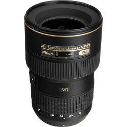 Nikon AF-S 16-35mm f/4G ED VR FX širokokutni objektiv Nikkor 16-35 f4 G Professional auto focus wide angle zoom lens (JAA806DA)