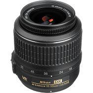Nikon AF-S 18-55mm f/3.5-5.6G VR DX standardni objektiv auto focus Nikkor 18-55 f/3.5-5.6 F3.5-5.6 G (JAA803DA)