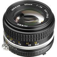 Nikon AI 50mm f/1.4 FX standardni objektiv fiksne žarišne duljine s ručnim fokusiranjem Nikkor manual focus prime lens 50 1.4 F1.4 (JAA001AF)