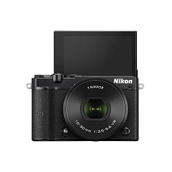 Nikon 1 J5 + 10-30mm f/3.5-5.6 Black PD Zoom Mirrorless Digital Camera digitalni fotoaparat i 10-30 objektiv