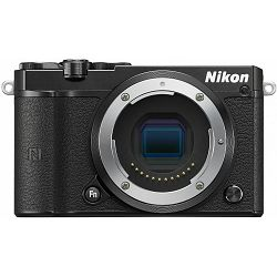 Nikon 1 J5 Body Black crni bezrcalni digitalni fotoaparat tijelo mirrorless digital camera (VVA241AE)