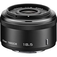 Nikon 1 NIKKOR 18.5mm f/1.8 Black JVA102DA objektiv