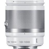 Nikon 1 NIKKOR VR 10-100mm f/4.0-5.6 White JVA705DC objektiv