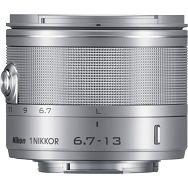 Nikon 1 NIKKOR VR 6.7-13mm f/3.5-5.6 Silver JVA706DB objektiv
