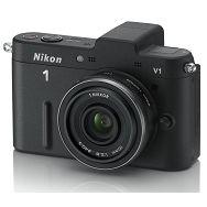 NIKON 1 V1 Black KIT + 1 NIKKOR 10mm f/2.8 VVA101K002