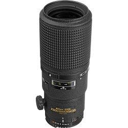 Nikon AF 200mm f/4 D IF-ED Micro FX Macro objektiv fiksne žarišne duljine Nikkor auto focus prime lens 200 F4D F/4D (JAA624DA)