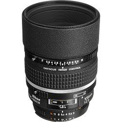 Nikon AF DC 105mm f/2D FX Portretni telefoto objektiv fiksne žarišne duljine Nikkor auto focus prime lens 105 f/2.0 F2D f/2 D (JAA327DA)
