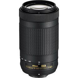 Nikon AF-P 70-300mm f/4.5-6.3G ED DX telefoto objektiv Nikkor 70-300 4.5-6.3 G (JAA828DA)