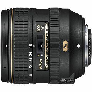 Nikon AF-S 16-80mm f/2.8-4E ED VR DX standardni objektiv Nikkor 16-80 F/2.8-4.0E F2.8-4 F2.8-4.0E 2.8-4 zoom lens (JAA825DA) - TRENUTNE UŠTEDE