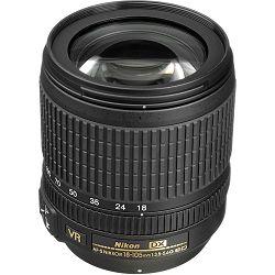 Nikon AF-S 18-105mm f/3.5-5.6G VR DX standardni objektiv Nikkor 18-105 f/3.5-5.6 F3.5-5.6 3.5-5.6 auto focus zoom lens (JAA805DA)