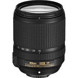Nikon AF-S 18-140mm f/3.5-6.3G ED VR DX Allround objektiv Nikkor 18-140VR 18-300 3.5-6.3 G auto focus zoom lens (JAA819DA)