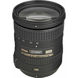 Nikon AF-S 18-200mm f/3.5-5.6G ED VR II DX allround objektiv Nikkor 18-200 3.5-5.6 G auto focus zoom lens (JAA813DA) - LJETNA PROMOCIJA