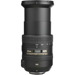 Nikon AF-S 18-200mm f/3.5-5.6G ED VR II DX allround objektiv Nikkor 18-200 3.5-5.6 G auto focus zoom lens (JAA813DA)