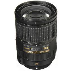 Nikon AF-S 18-300mm f/3.5-5.6G ED VR DX allround objektiv Nikkor 18-300 3.5-5.6 G auto focus zoom lens (JAA812DA)