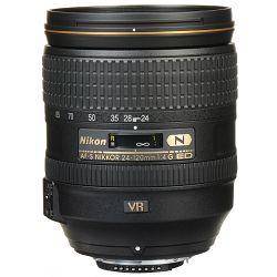 Nikon AF-S 24-120mm f/4G ED VR FX allround objektiv Nikkor auto focus zoom lens 24-120 F4 (JAA811DA)