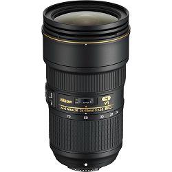 Nikon AF-S 24-70mm f/2.8E ED VR standardni objektiv Nikkor 24-70 F2.8 2.8 zoom lens (JAA824DA) - LJETNA PROMOCIJA