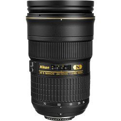 Nikon AF-S 24-70mm f/2.8G ED standardni objektiv Professional Nikkor 24-70 2.8 F2.8 G auto focus zoom lens (JAA802DA) - TRENUTNA UŠTEDA