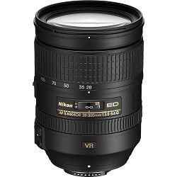 Nikon AF-S 28-300mm f/3.5-5.6G ED VR FX telefoto objektiv Nikkor auto focus zoom lens 28-300 3.5-5.6 G (JAA808DA)