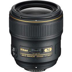 Nikon AF-S 35mm f/1.4G FX širokokutni objektiv Nikkor Professional auto focus lens (JAA134DA)