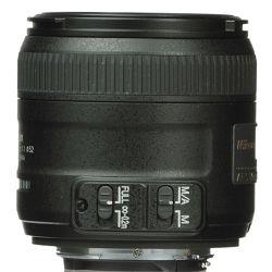 Nikon AF-S 40mm f/2.8G Micro DX Macro objektiv fiksne žarišne duljine Nikkor auto focus prime lens 40 2.8 G (JAA638DA) - ZIMSKA PROMOCIJA