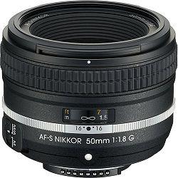 Nikon AF-S 50mm f/1.8 Nikkor Special Edition objektiv 50 1.8 prime lens JAA016DA