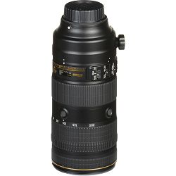 Nikon AF-S 70-200mm f/2.8E FL ED VR FX telefoto objektiv Nikkor auto focus zoom lens 70-200 2.8 (JAA830DA)